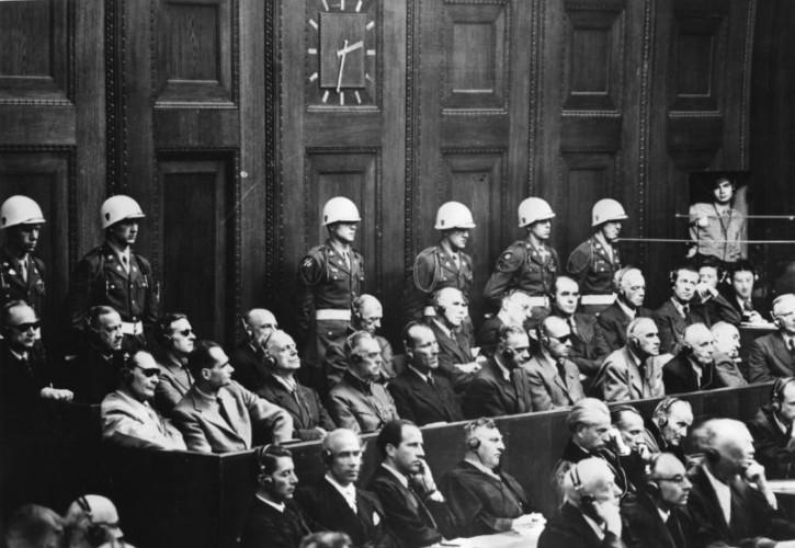 70 Jahre Nürnberger Prozess